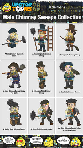 Male Chimney Sweeps Collection