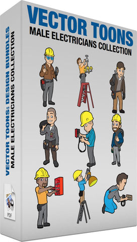Male Electricians Collection