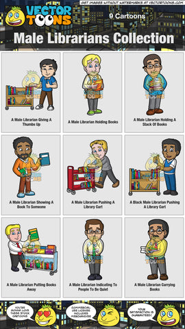 Male Librarians Collection