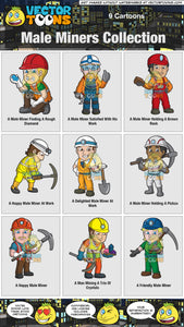 Male Miners Collection