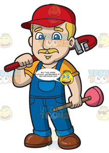 An Experienced Male Plumber