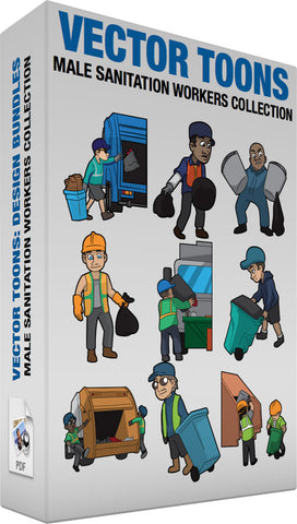Male Sanitation Workers Collection