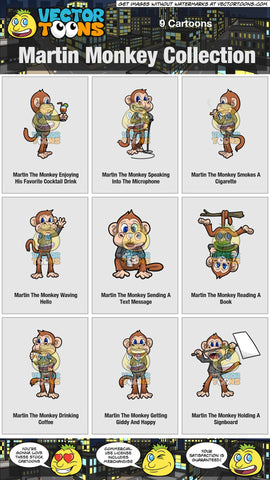 Martin Monkey Collection