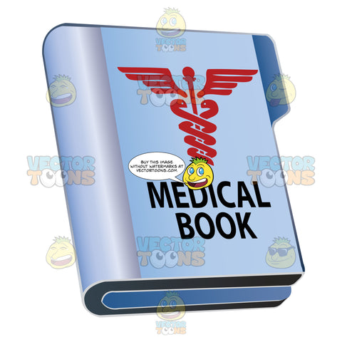 Large Medical Book