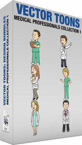 Medical Professionals Collection 1
