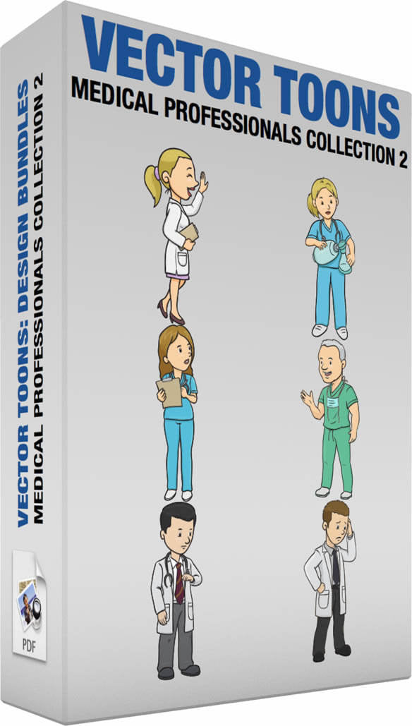Medical Professionals Collection 2