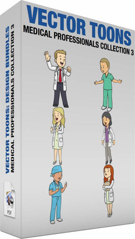 Medical Professionals Collection 3