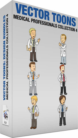 Medical Professionals Collection 4