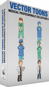 Medical Professionals Collection 5