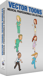Medical Professionals Collection 6