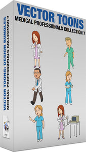 Medical Professionals Collection 7
