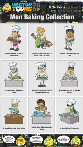 Men Baking Collection