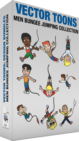 Men Bungee Jumping Collection