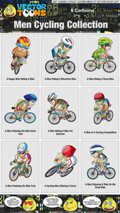 Men Cycling Collection