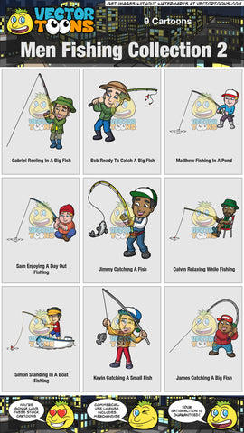 Men Fishing Collection 2