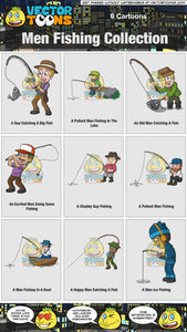 Men Fishing Collection