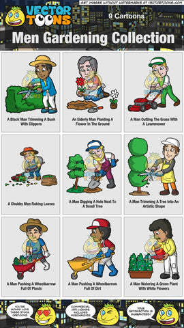 Men Gardening Collection