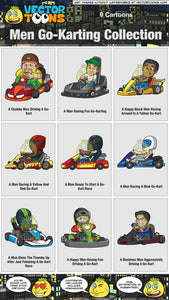 Men Go-Karting Collection
