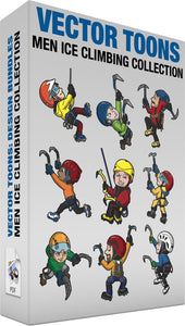 Men Ice Climbing Collection