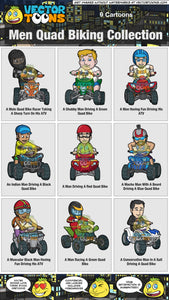 Men Quad Biking Collection
