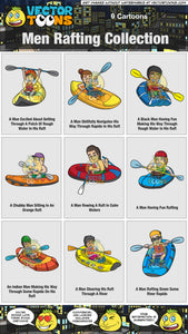 Men Rafting Collection