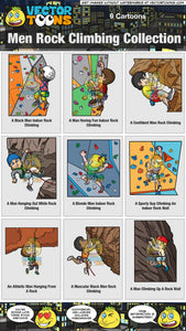 Men Rock Climbing Collection