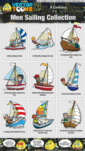 Men Sailing Collection