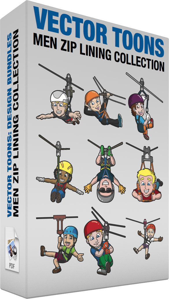 Men Zip Lining Collection