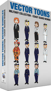 Military Collection Coast Guard Women