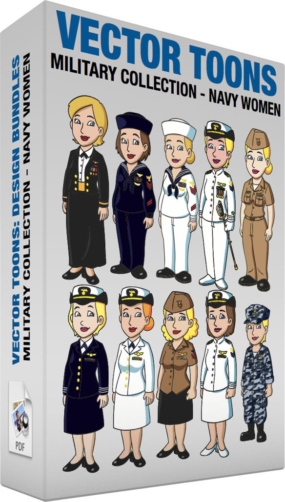 Military Collection Navy Women