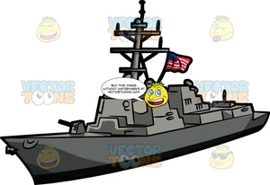 The Uss Jason Dunham War Ship