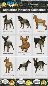 Miniature Pinscher Collection