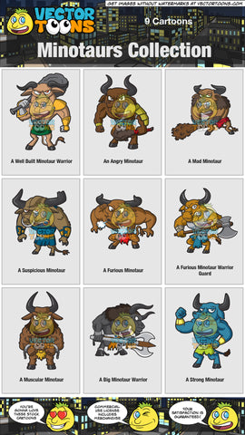 Minotaurs Collection