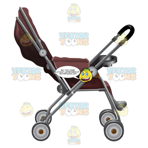 Foldable Baby Stroller