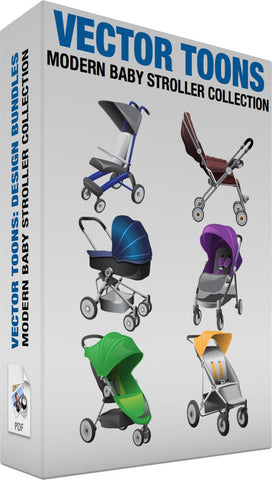 Modern Baby Stroller Collection