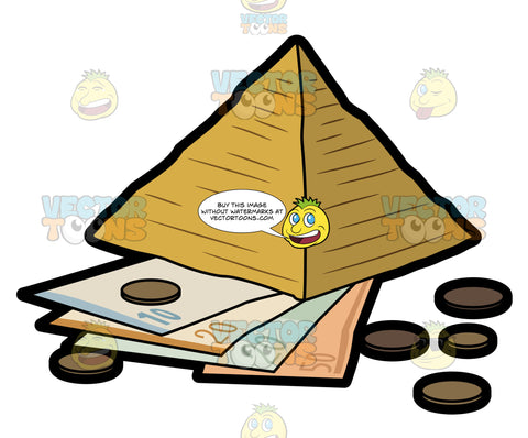 Pyramid Money Weight