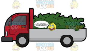 A Truckload Of Money