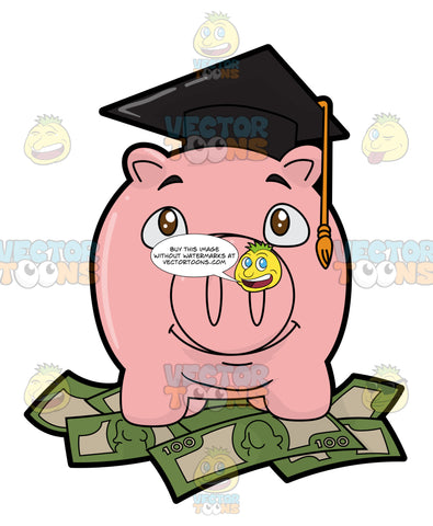A Piggy Bank For College Savings