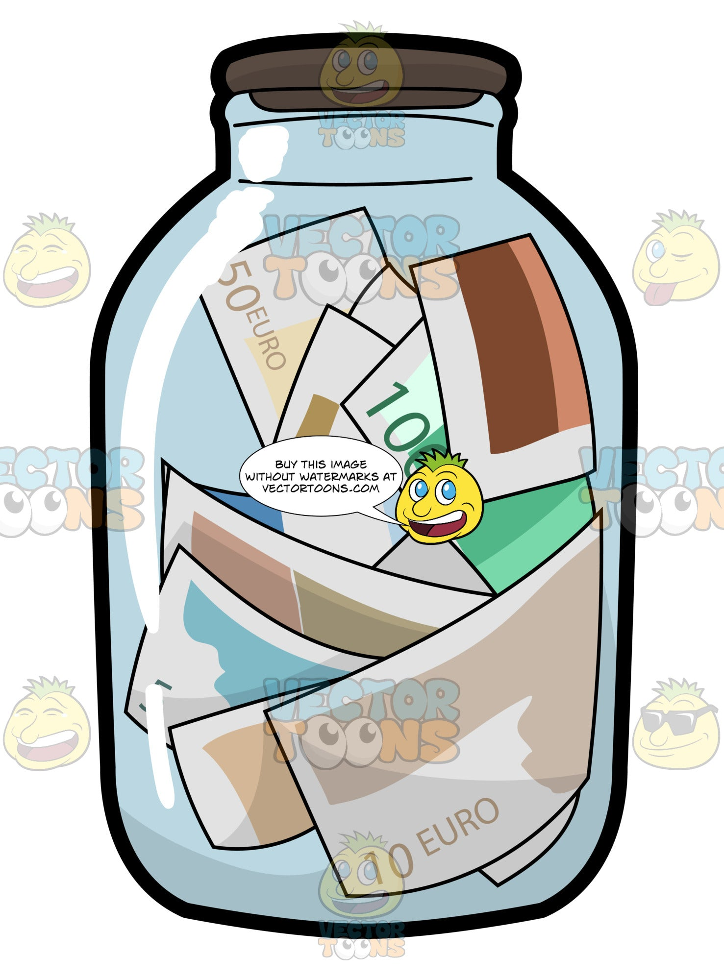 A Big Jar Of Savings