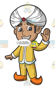 An Indian Boy