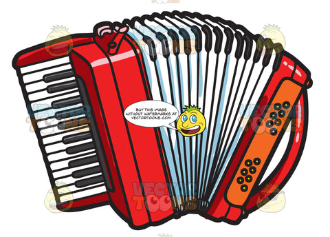 A Musical Instrument Called The Accordian