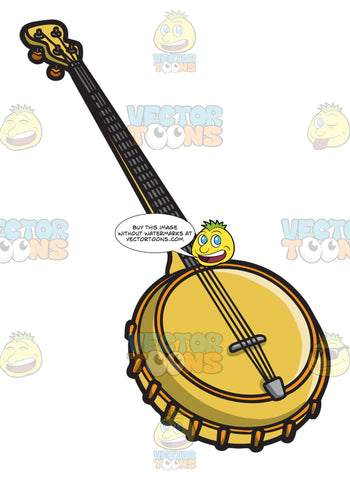 A Musical Instrument Called The Banjo