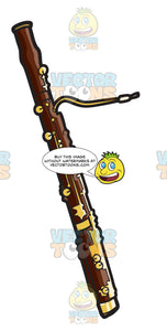 A Musical Instrument Named The Bassoon