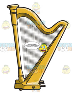 A Musical Instrument Called The Harp
