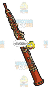 A Musical Instrument Called The Oboe
