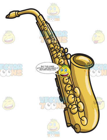 A Musical Instrument Called The Saxophone