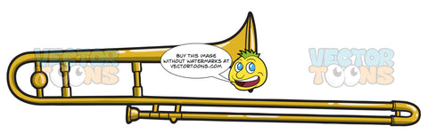 A Musical Instrument Called The Trombone