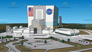 Nasa Headquarters Background