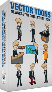 Newscaster Collection Tom