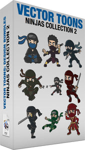 Ninjas Collection 2